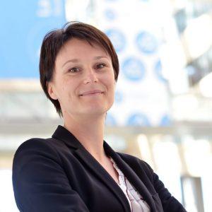 Juliette Jarry – Vice Présidente déléguée aux infrastructures, à l'économie et aux usages numériques