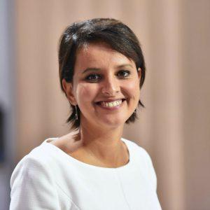 Najat Vallaud-Belkacem – Ministre du droit des femmes