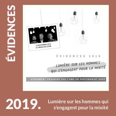 Évidences 2019